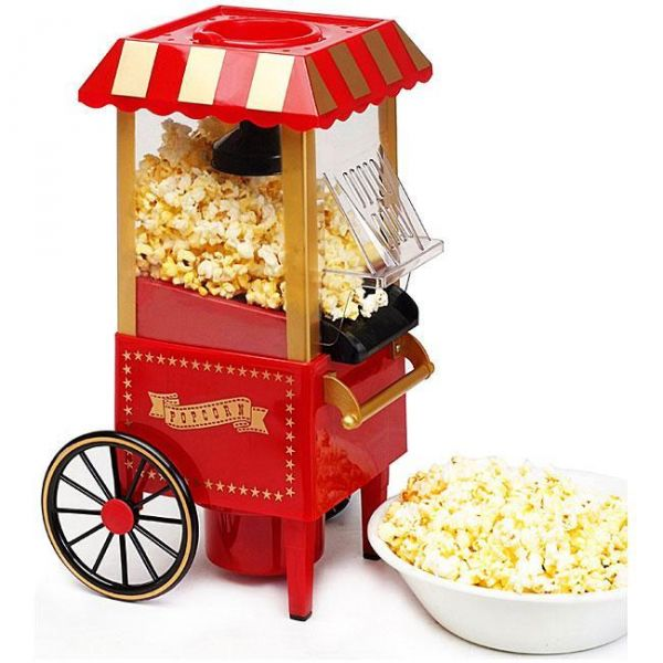 pop corn machine sua maquina de pipoca ref l00007 clique importados. Black Bedroom Furniture Sets. Home Design Ideas